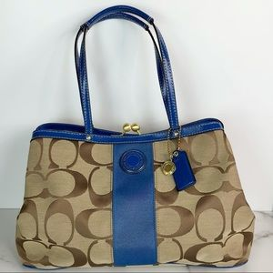 Coach Carryall Bag